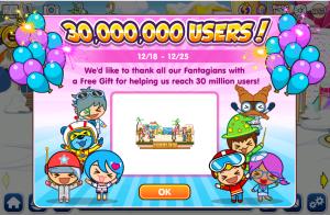 30000000 fantage